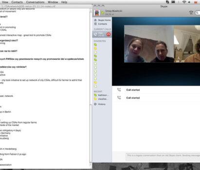 Sieć niemieckich RWSów – spotkanie wirtualne