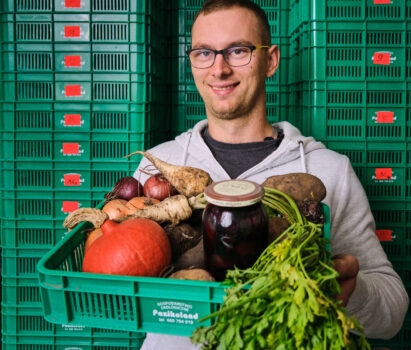 """Bezpłatny webinar """"Jak zostać rolnikiem ekologicznym"""" wtorek 9 lutego"""